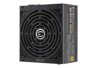 EVGA SuperNOVA 650 G2 &#45 strømforsyning &#45 650W