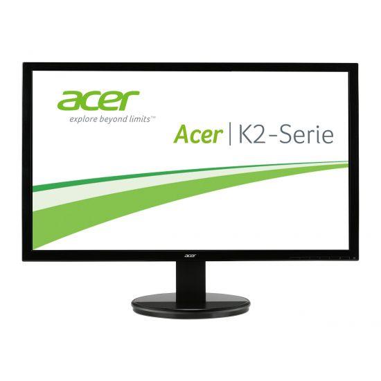 """Acer K242HQLC &#45 LED-Skærm 24"""" TN 1ms - Full HD 1920x1080 ved 60Hz"""