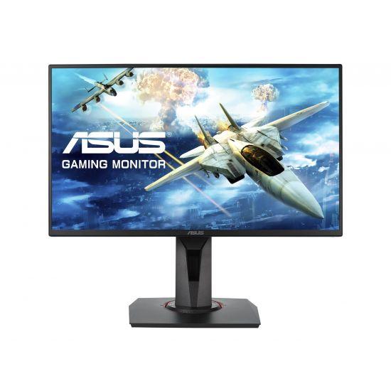 "ASUS VG258QR &#45 LED-Skærm 24.5"" TN 0,5ms - Full HD 1920x1080"