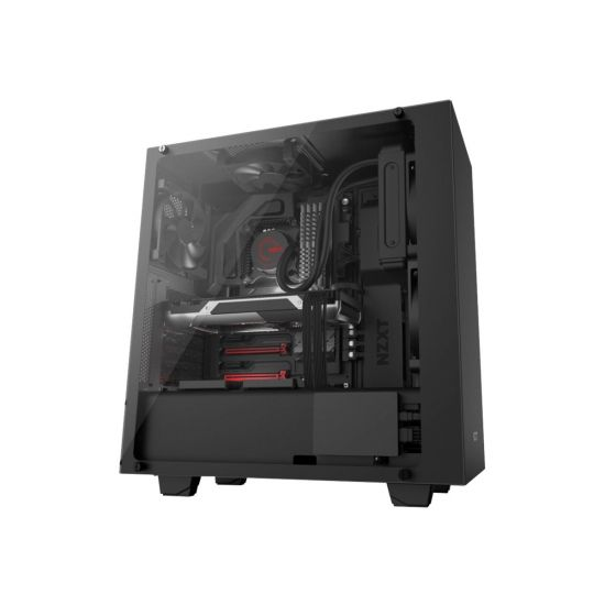 NZXT Source S340 Elite - ATX Mat sort