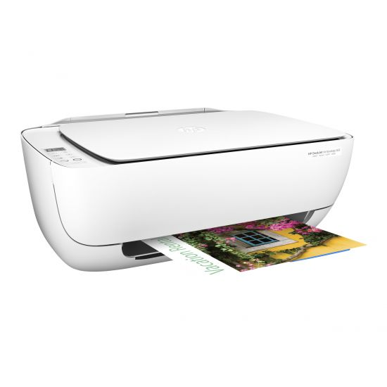 HP Deskjet 3636 All-in-One - multifunktionsprinter (farve)