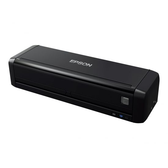 Epson WorkForce DS-360W - dokumentscanner - desktopmodel - USB 3.0, Wi-Fi(n)