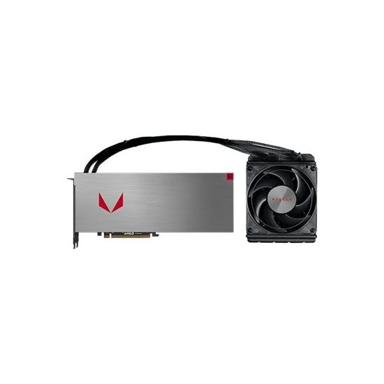 ASUS RXVEGA64-O8G-LIQUID &#45 AMD Radeon RXVEGA64 &#45 8GB HBM2 - PCI Express 3.0 x16