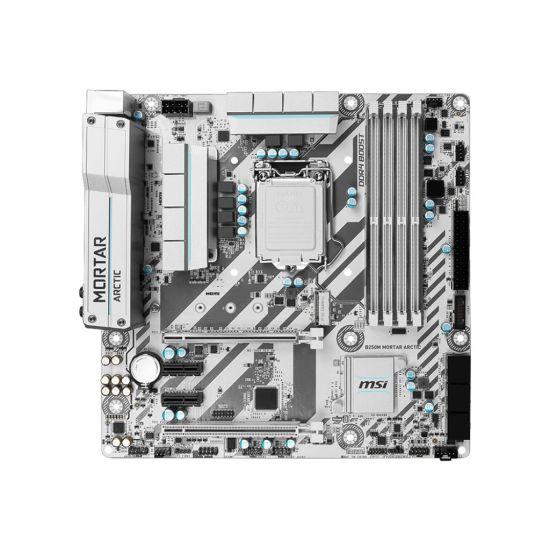 MSI B250M MORTAR ARCTIC - bundkort - micro-ATX - LGA1151 Socket - B250