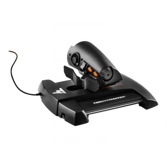ThrustMaster TWCS Throttle - speeder - kabling