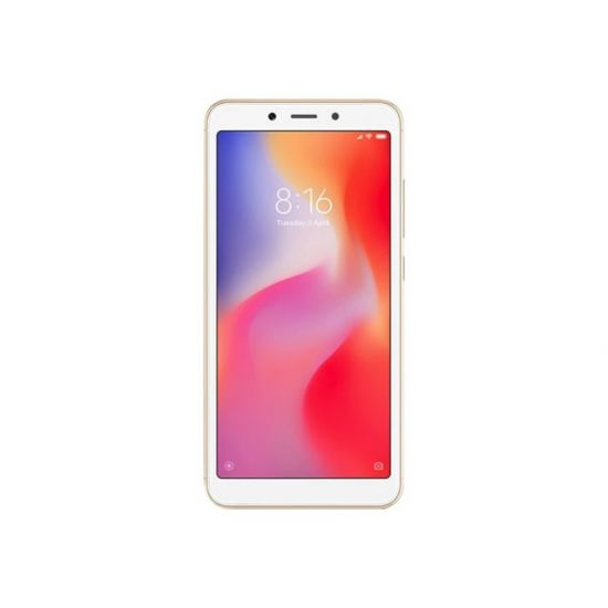 Xiaomi Redmi 6 - guld - 4G LTE - 32 GB - GSM - smartphone