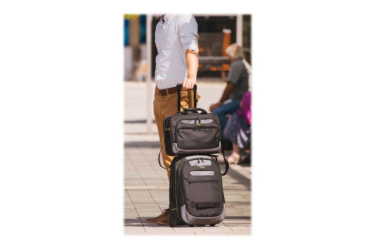 """Targus CityGear 15-17.3"""" Slim Topload Laptop Case"""