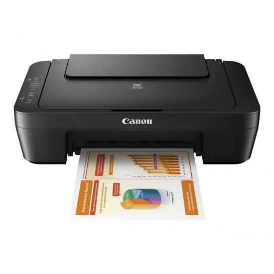Canon PIXMA MG2555S - multifunktionsprinter - farve