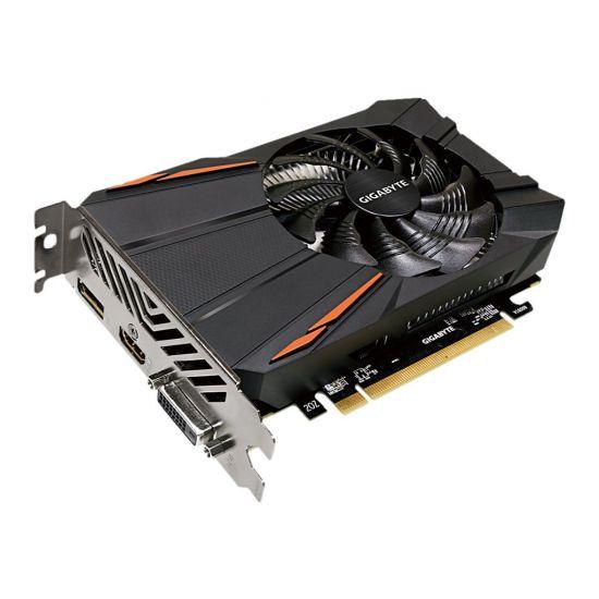 Gigabyte Radeon RX 550 D5 2G &#45 AMD Radeon RX550 &#45 2GB GDDR5 - PCI Express 3.0 x16