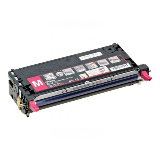 Epson - høj kapacitet - magenta - original - tonerpatron