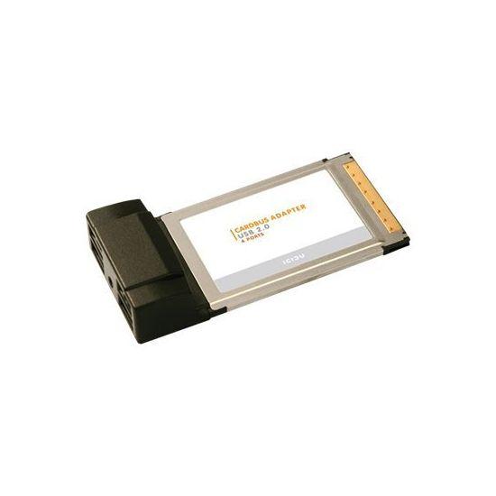 ICIDU Cardbus USB 2.0 Card - USB-adapter