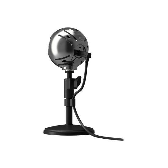 Arozzi Sfera Chrome - mikrofon