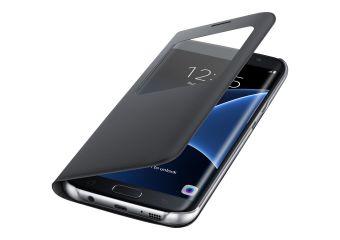 Samsung S View Cover EF-CG935 flipomslag til mobiltelefon