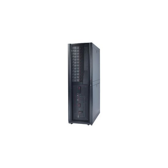 APC InfraStruXure Modular IT Power Distribution Unit with 36 Poles - kraftfordelingskabinet - 160 VA