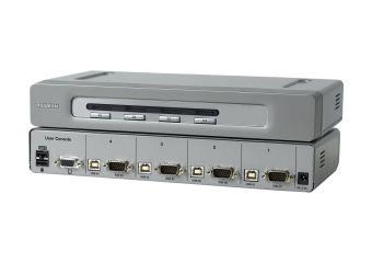 Belkin OmniView Secure 4-Port KVM Switch