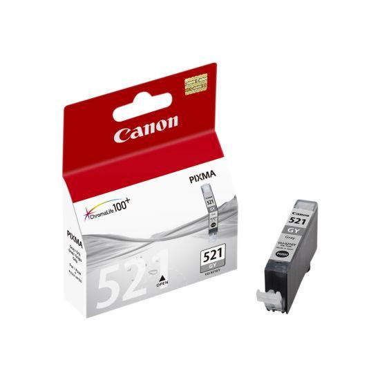Canon CLI-521GY - grå - original - blækbeholder