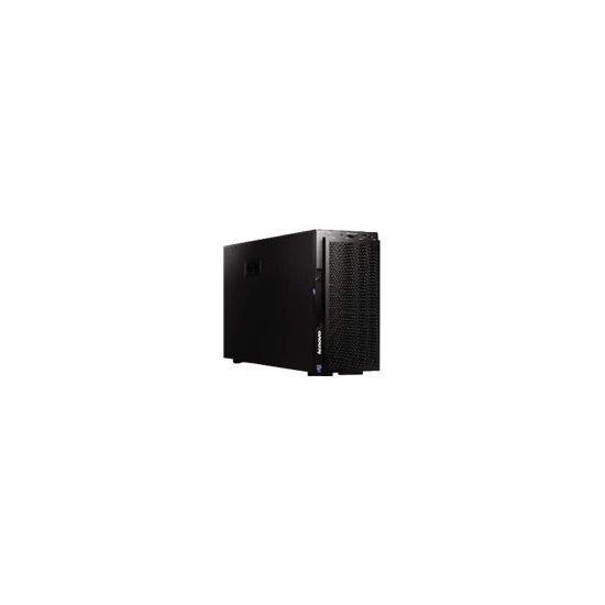 Lenovo System x3500 M5 - tower - Xeon E5-2603V3 1.6 GHz - 4 GB - 0 GB