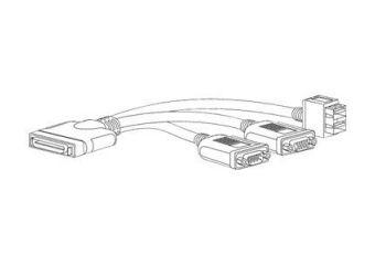 Cisco video / USB / serielkabel