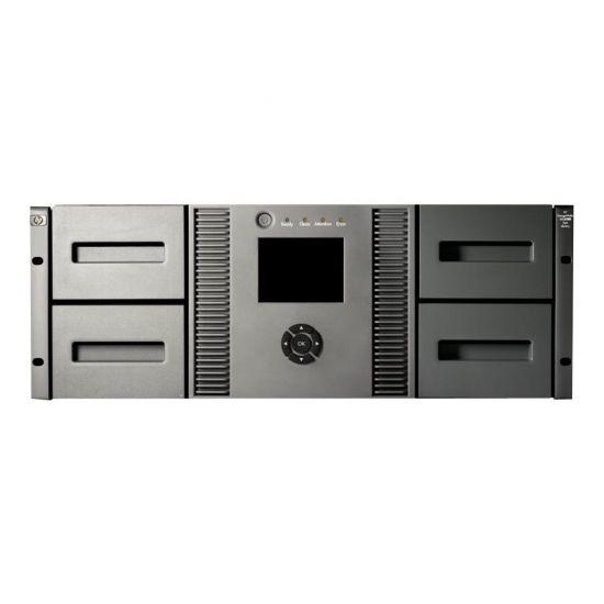 HPE StoreEver MSL4048 Ultrium 6250 - båndbibliotek - LTO Ultrium - SAS-2
