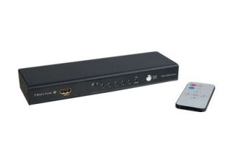 C2G TruLink 4-Port HDMI Selector Switch