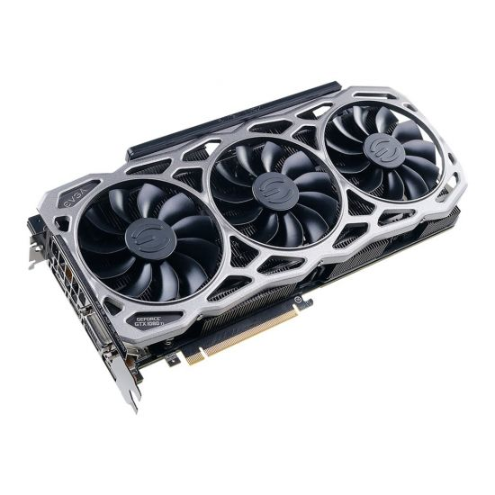 EVGA GeForce GTX 1080 Ti FTW3 GAMING &#45 NVIDIA GTX1080Ti &#45 11GB GDDR5X - PCI Express 3.0 x16