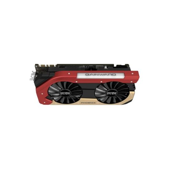Gainward GeForce GTX 1070 Phoenix &#45 NVIDIA GTX1070 &#45 8GB GDDR5 - PCI Express 3.0 x16