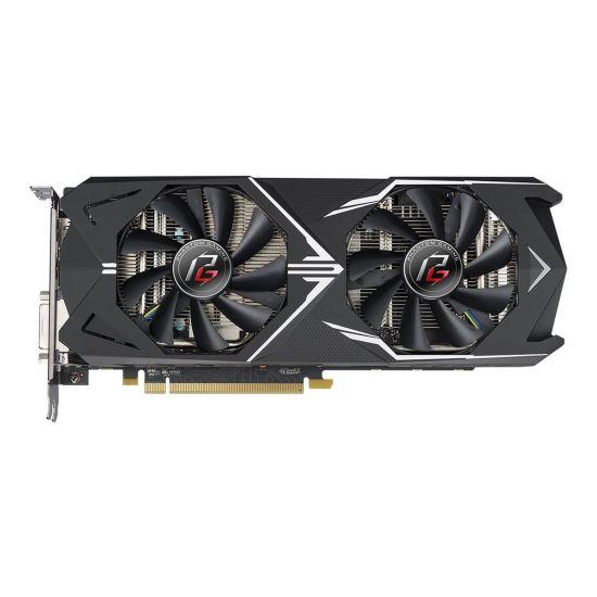 ASRock Phantom Gaming X Radeon RX580 8G OC &#45 AMD Radeon RX580 &#45 8GB GDDR5 - PCI Express 3.0 x16