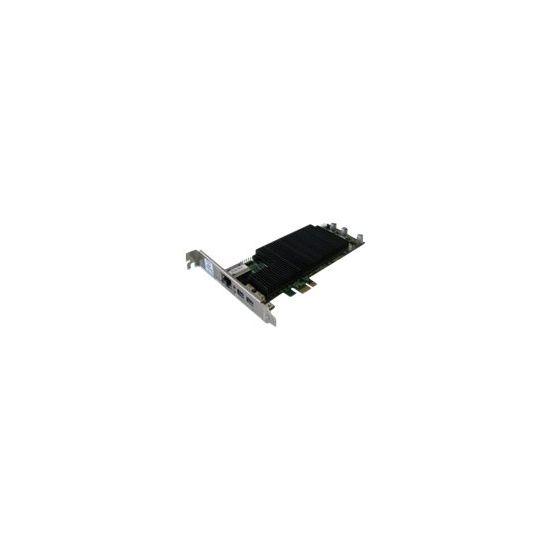 CELSIUS RemoteAccess Dual Card - video/audio/USB forlænger - Ethernet, Fast Ethernet, Gigabit Ethernet
