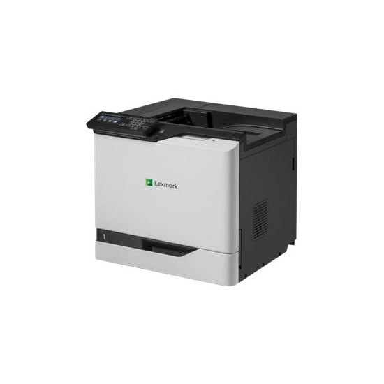 Lexmark CS820de - printer - farve - laser