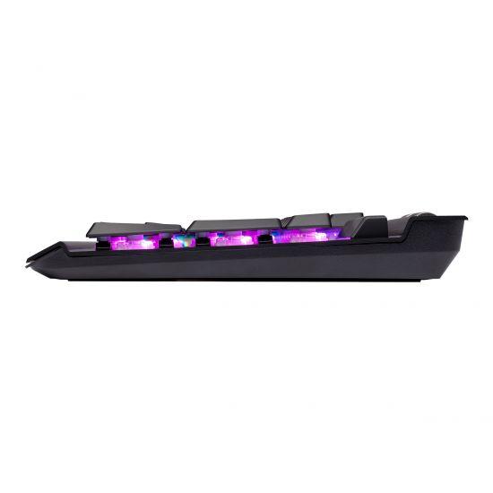 CORSAIR Gaming K70 RGB MK.2 LOW PROFILE RAPIDFIRE Mechanical