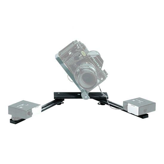 Manfrotto 330B Macro Bracket Support - beslag til flash