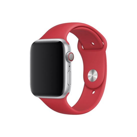 Apple 44mm Sport Band - (PRODUCT) RED Special Edition - urrem