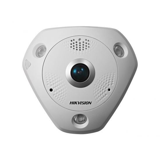 Hikvision 12MP Fisheye Network Camera DS-2CD63C2F-I