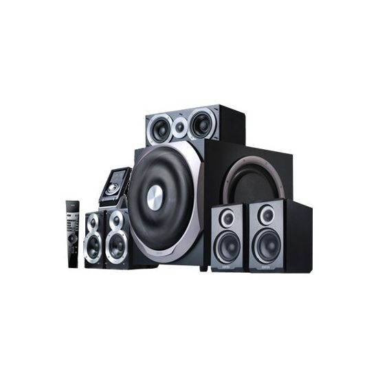 Edifier S760D - højttalersystem - til hjemmebiograf