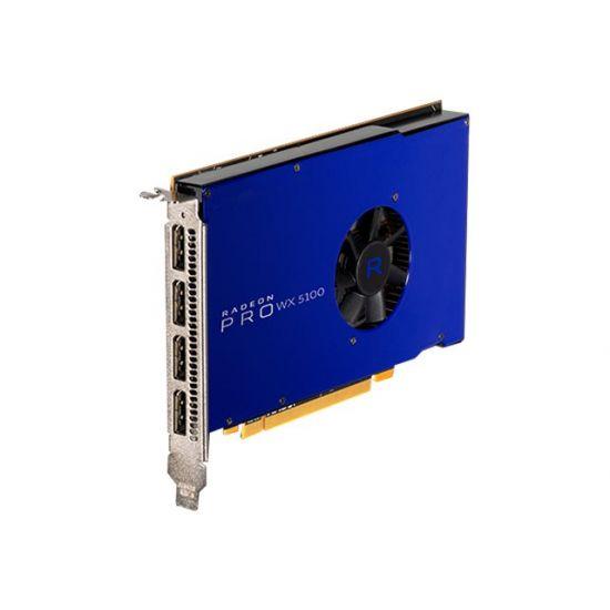 Radeon Pro WX5100 &#45 AMD Radeon ProWX5100 &#45 8GB GDDR5 - PCI Express 3.0 x16