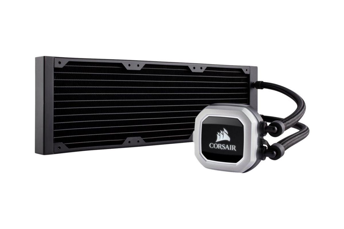 CORSAIR Hydro Series H150i PRO Liquid CPU Cooler