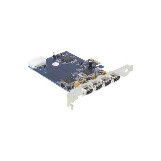 DeLock PCI Express Card > Dual Channel 2x2 FireWire A - FireWire adapter