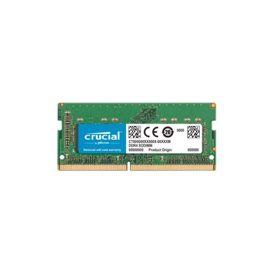 Crucial &#45 8GB &#45 DDR4 &#45 2400MHz &#45 SO DIMM 260-PIN - CL17