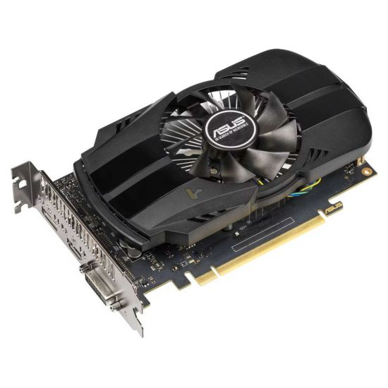 ASUS PH-GTX1650-O4G - NVIDIA GTX1650 - 4GB GDDR5 - PCI Express 3.0 x16