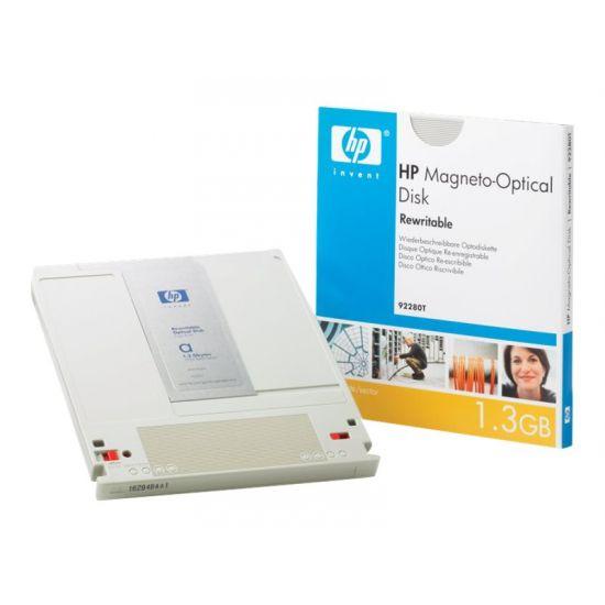 HPE - Magnetisk-optisk disk x 1 - 1.3 GB - lagringsmedie