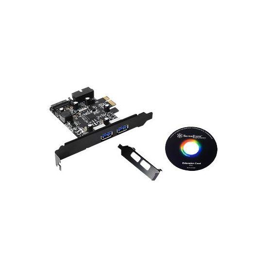 SilverStone EC04-E - USB-adapter