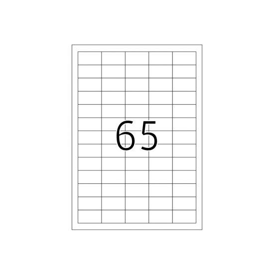HERMA Special - etiketter - 1625 etikette(r) - 38.1 x 21.2 mm