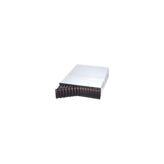 Supermicro SuperServer 5038MR-H8TRF - rack-monterbar - uden CPU - 0 MB - 0 GB