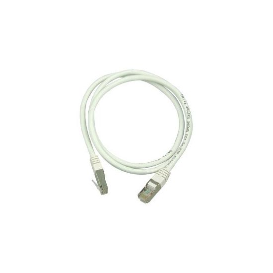 DELTACO Netværkskabel (FTP) 10 m Hvid