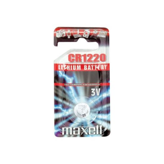 Maxell batteri x CR1220 Li