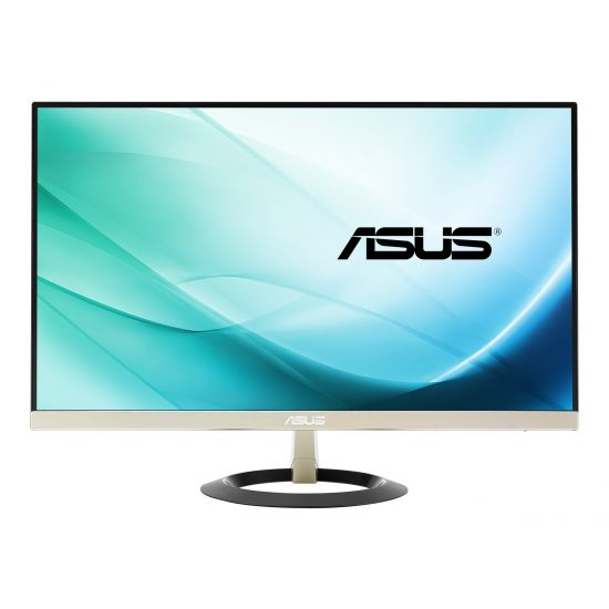 "ASUS VZ249Q &#45 LED-Skærm 23.8"" IPS 5ms - Full HD 1920x1080"