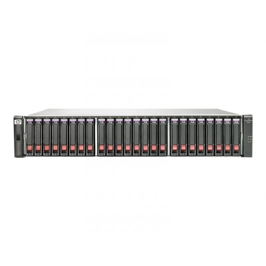 HPE Modular Smart Array P2000 G3 FC MSA Dual Controller Virtualization SAN Starter Kit - harddisk-array