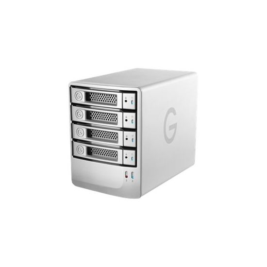 G-Technology G-SPEED eS PRO - harddisk-array