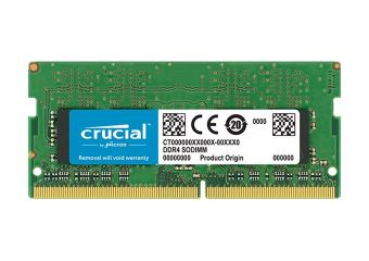 Crucial &#45 16GB &#45 DDR4 &#45 2400MHz &#45 SO DIMM 260-PIN
