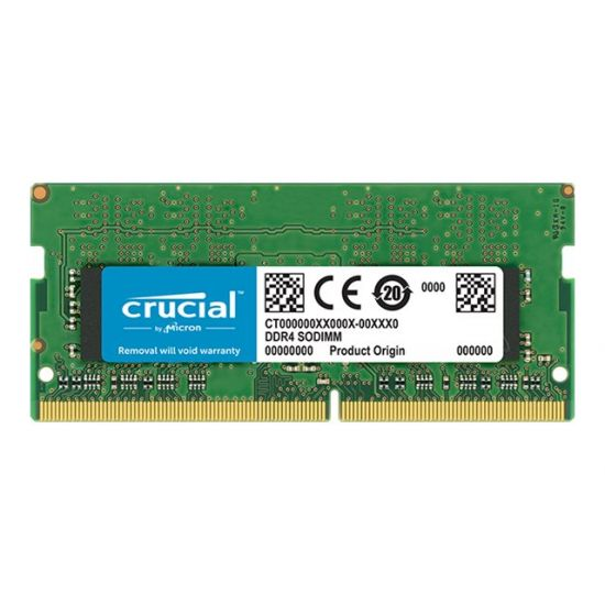 Crucial &#45 16GB &#45 DDR4 &#45 2400MHz &#45 SO DIMM 260-PIN - CL17
